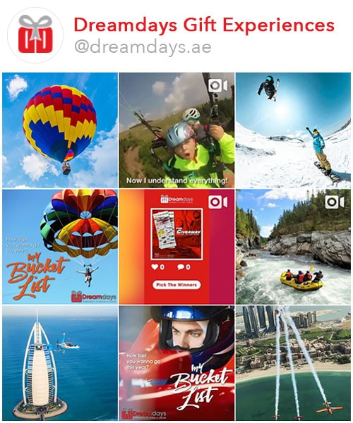 Engage With Us On Instagram